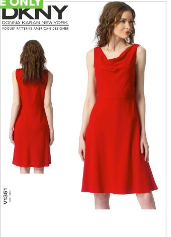Soft Classic 14 Dress Sewing Pattern