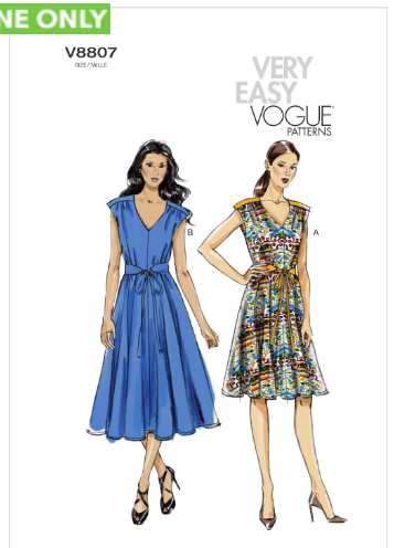 Soft Classic 15 Dress Sewing Pattern
