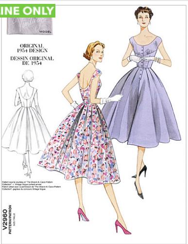 Soft Classic 16 Dress Sewing Pattern