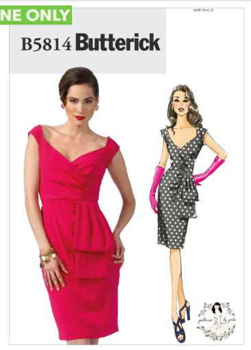 Soft Classic 18 Dress Sewing Pattern
