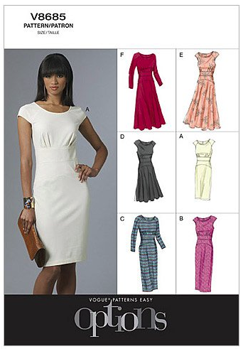 Soft Classic 21 Dress Sewing Pattern