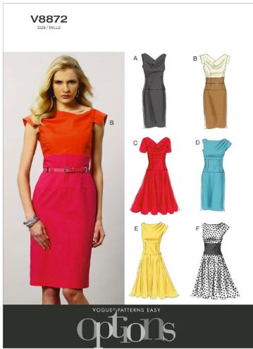 Soft Classic 22 Dress Sewing Pattern
