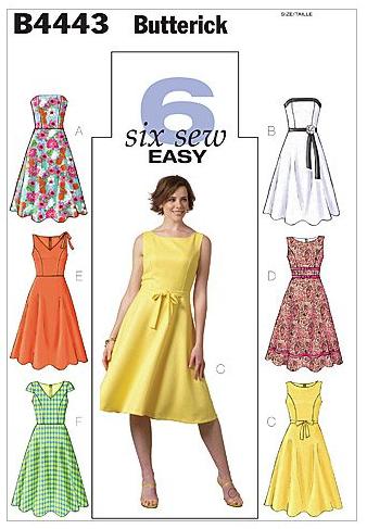 Soft Classic 23 Dress Sewing Pattern