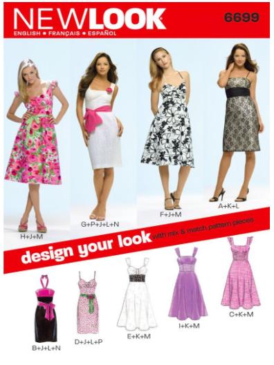 Soft Classic 25 Dress Sewing Pattern