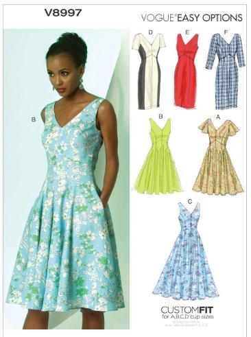 Soft Classic 27 Dress Sewing Pattern