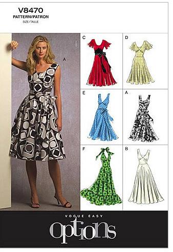 Soft Classic 30 Dress Sewing Pattern