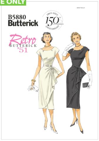Soft Classic 9 Dress Sewing Pattern