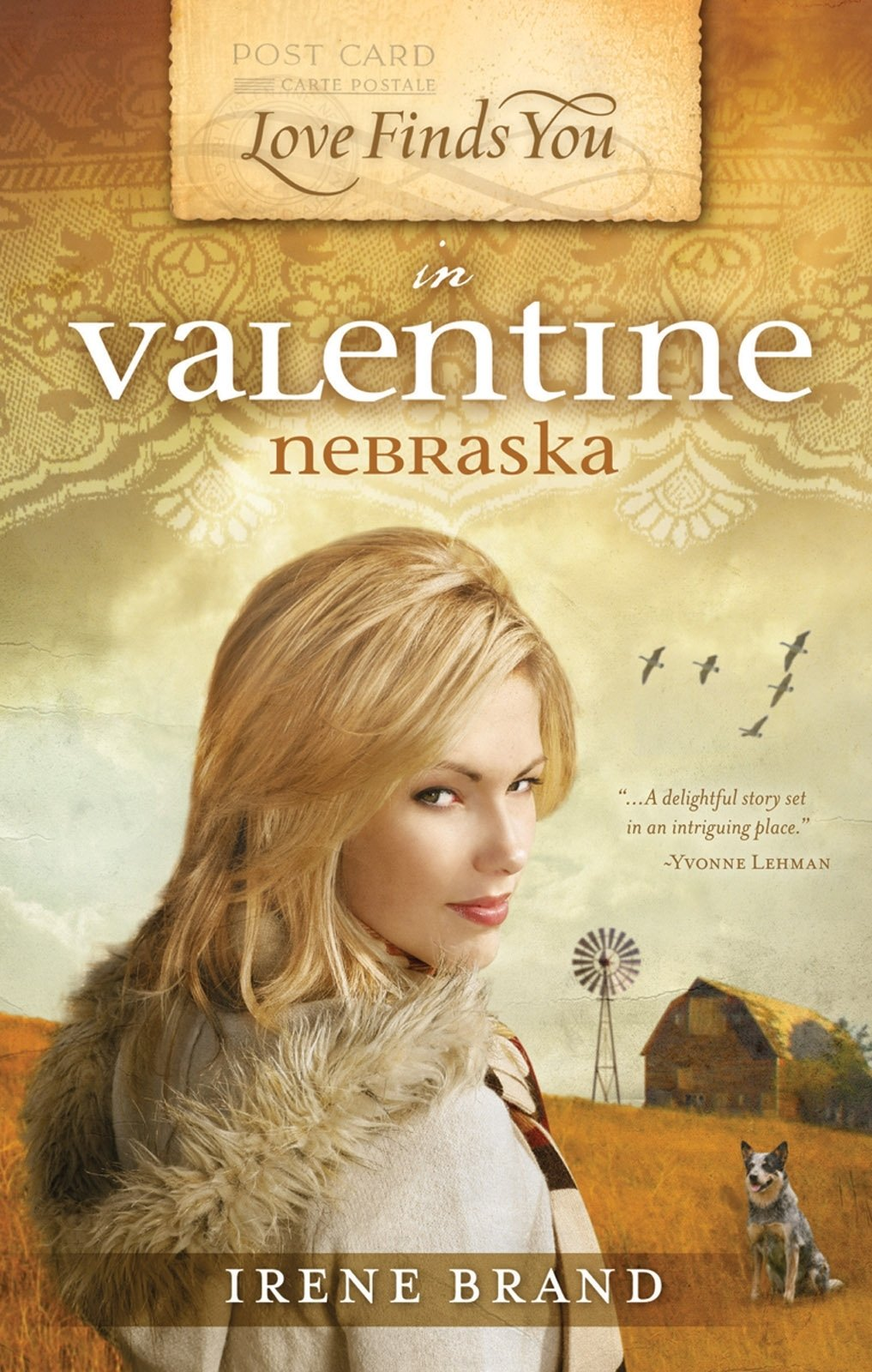 Love Finds You in Valentine book cover